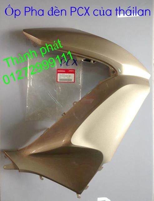 Chuyen Phu tung Zin Honda PCX Thailan va VN doi 2011 doi 2014 day du het do mu va do may Gia tot u - 44