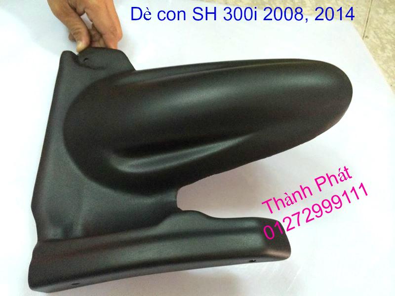 Chuyen phu tung zin Do choi xe SH 300i 2008 SH300i 2013 Freeway 250 nut tat may SH 300i Bao t - 3