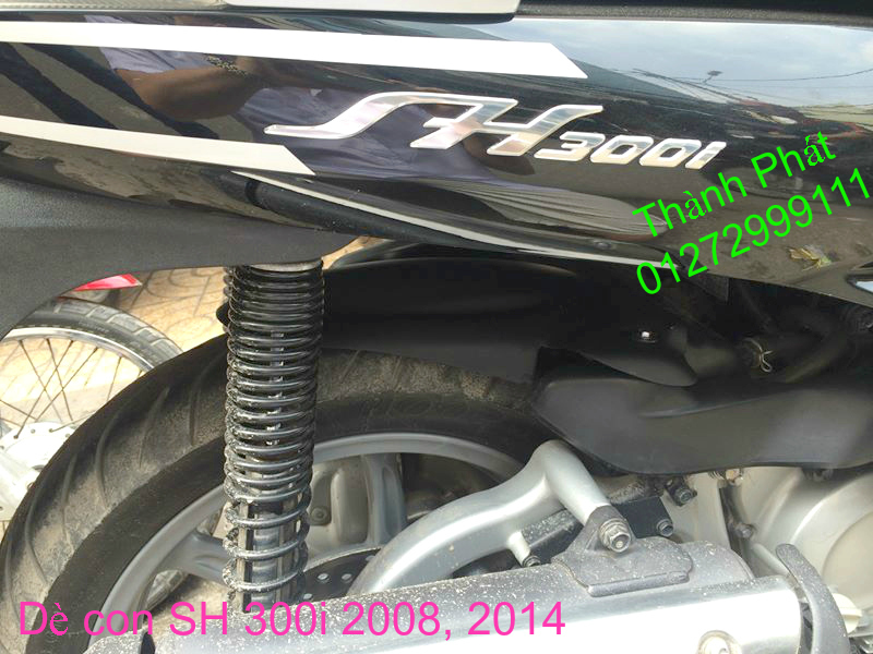 Chuyen phu tung zin Do choi xe SH 300i 2008 SH300i 2013 Freeway 250 nut tat may SH 300i Bao t - 6