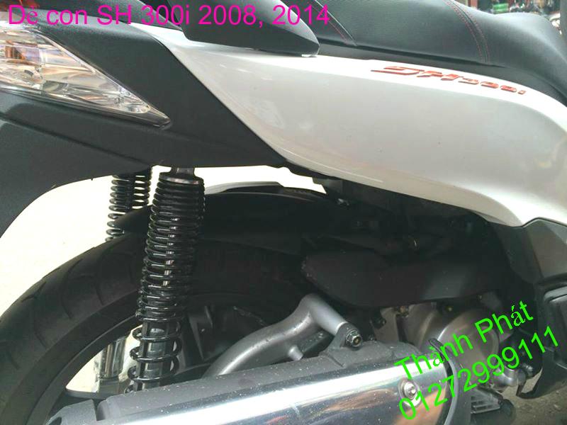 Chuyen phu tung zin Do choi xe SH 300i 2008 SH300i 2013 Freeway 250 nut tat may SH 300i Bao t - 7