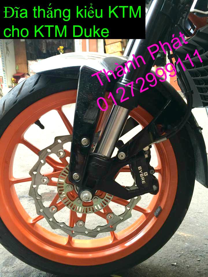 Do choi KTM Duke 125 200 390 tu A Z Gia tot Up 522015 - 46