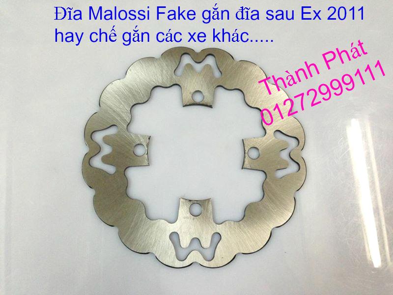 Dia kieu Thai dia Phay CNC YA Z CBR Biker Galfer ARASHI MegaPro Malossi Breaking NCY Ap - 47