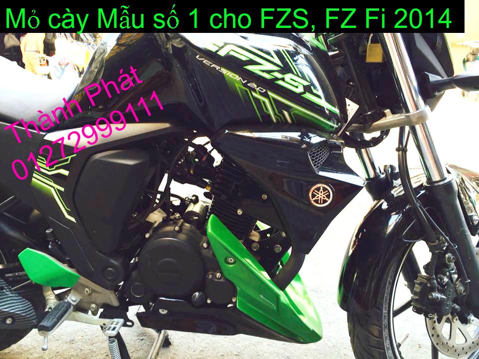 Do choi cho FZS 2014 FZS 2011 FZ16 tu A Z Gia tot Up 2282016 - 11