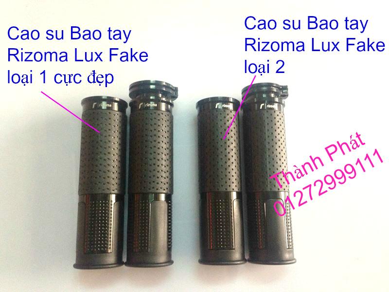 Cao su Bao tay Rizoma LUX Fake loai 1 cuc dep giong hang chinh hang Italy 9999 Gia tot Up 288201 - 7