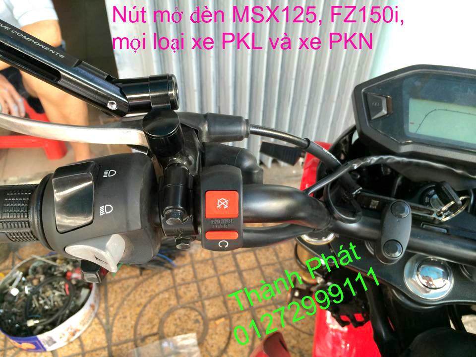 Ghi dong Gu ghi dong kieu cac loai Rizoma Accossato KY Accel DMV BikerGia tot Up 3 - 13