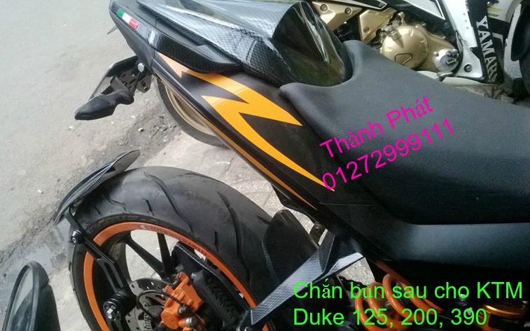 Chan bun sau che cho Z1000 2014 2012 Z800 CB1000 Hyperstrada motard M795 KTM Duke 125 200 B - 38