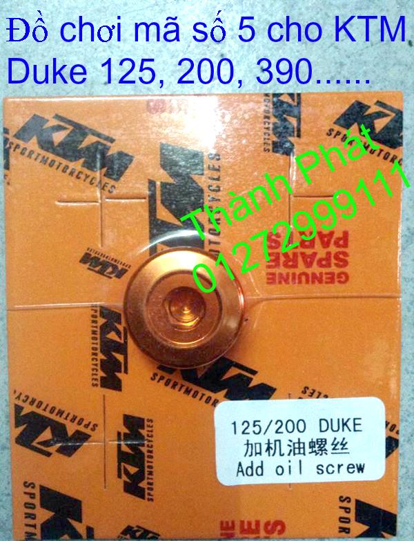 Do choi KTM Duke 125 200 390 tu A Z Gia tot Up 522015 - 35