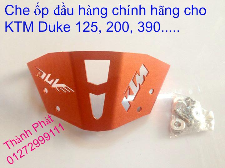 Do choi KTM Duke 125 200 390 tu A Z Gia tot Up 522015 - 21