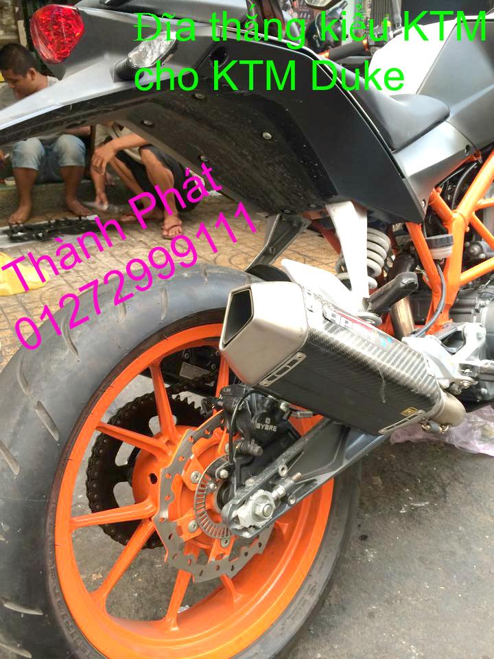Do choi KTM Duke 125 200 390 tu A Z Gia tot Up 522015 - 47