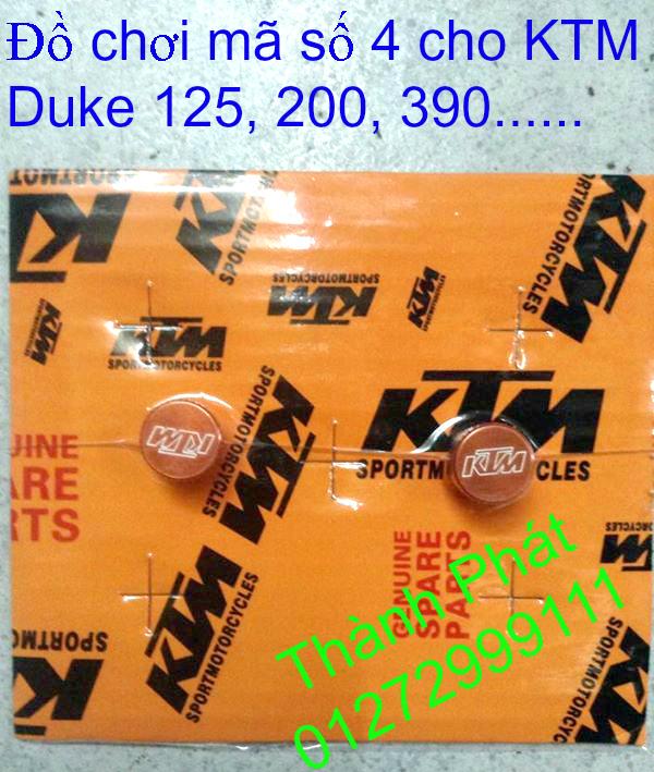 Do choi KTM Duke 125 200 390 tu A Z Gia tot Up 522015 - 34