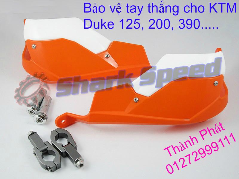 Do choi KTM Duke 125 200 390 tu A Z Gia tot Up 522015 - 42