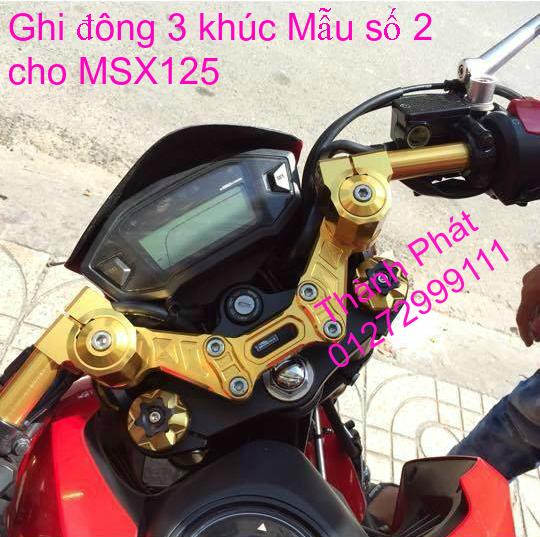 Ghi dong Gu ghi dong kieu cac loai Rizoma Accossato KY Accel DMV BikerGia tot Up 3 - 7