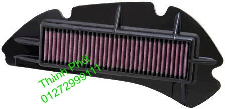 Loc gio do Loc dau DNA KN BMC cho xe Shi150 SH300 Shi VN Dylan PS PCX MSX125 KTM AB CL - 32