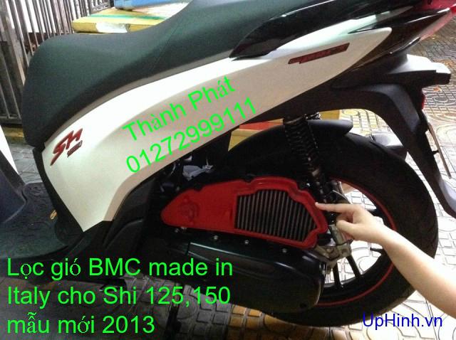 Loc gio do Loc dau DNA KN BMC cho xe Shi150 SH300 Shi VN Dylan PS PCX MSX125 KTM AB CL - 5