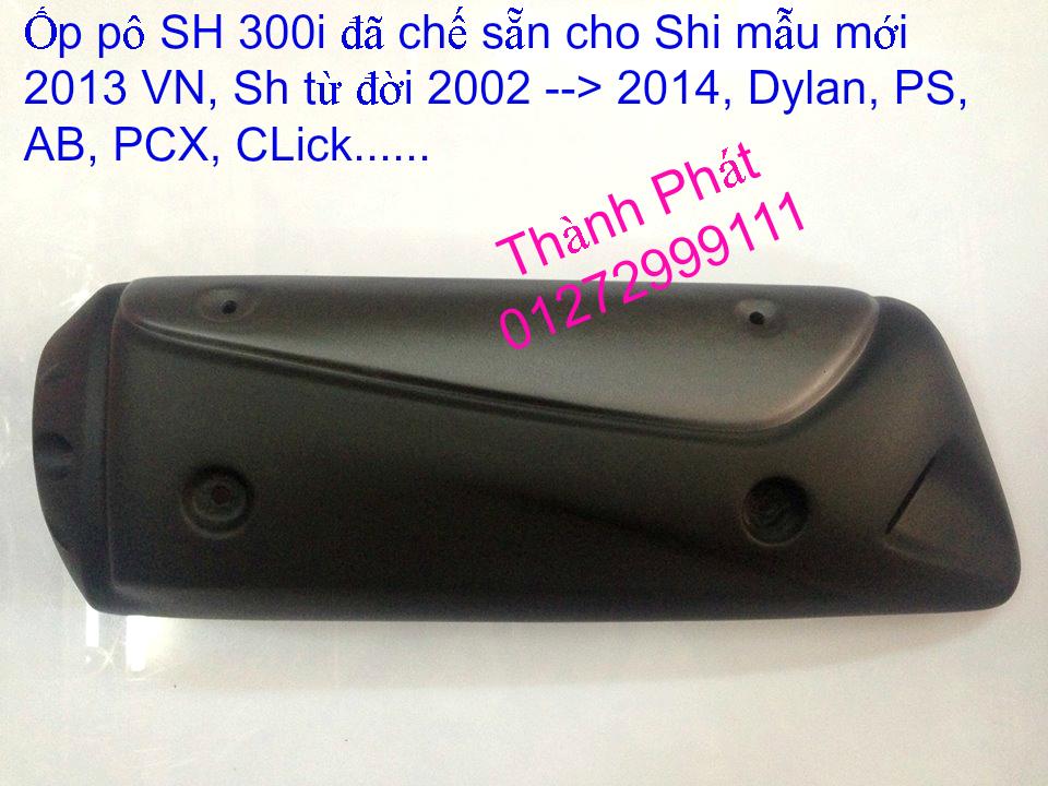 Chuyen Phu tung va do choi SH VN 2013 Gia tot Up 12 7 2015 - 21