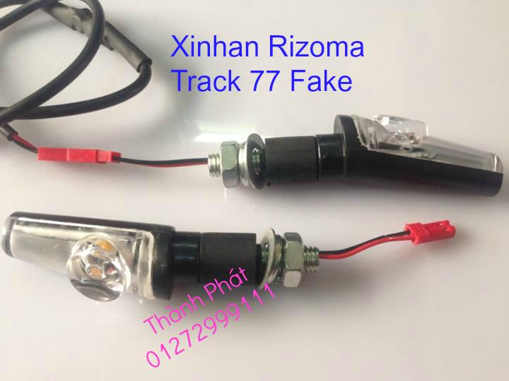 Xinhan kieu Rizoma Barracuda OXFORD cho xe PKL va xe Nho Den LED kieu den Xenon Domi Bong OSR - 31