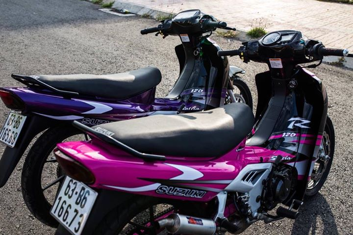 Suzuki Sport do dam chat choi - 14