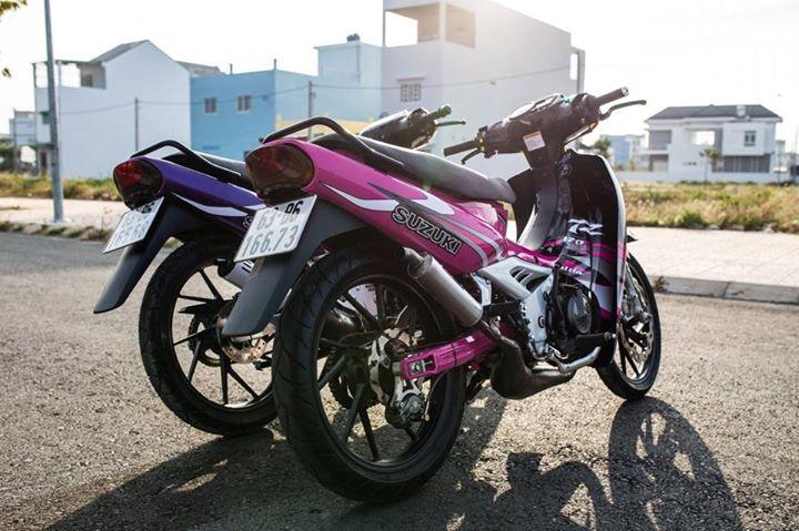 Suzuki Sport do dam chat choi - 15