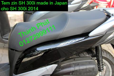 Chuyen phu tung zin Do choi xe SH 300i 2008 SH300i 2013 Freeway 250 nut tat may SH 300i Bao t - 36