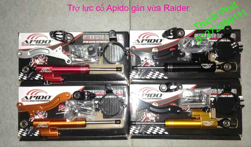 Do choi cho Raider 150 VN Satria F150 tu AZ Up 992015 - 22