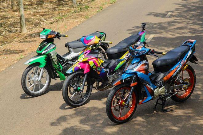 Bo 3 2 thi cua Biker Bien Hoa