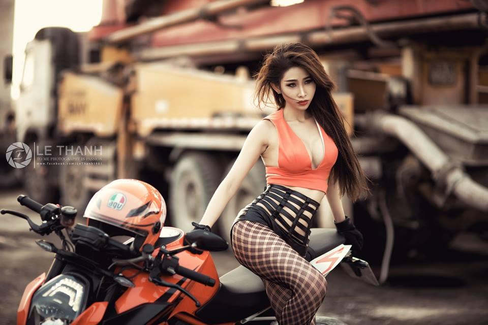 Chan dai so dang cung thien than duong pho KTM - 5