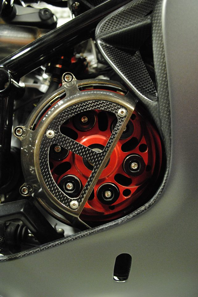 Ducati 999 phien ban Carbon Fiber - 5