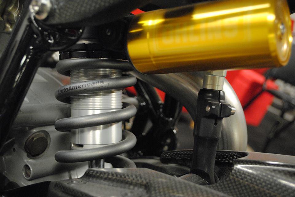 Ducati 999 phien ban Carbon Fiber - 6