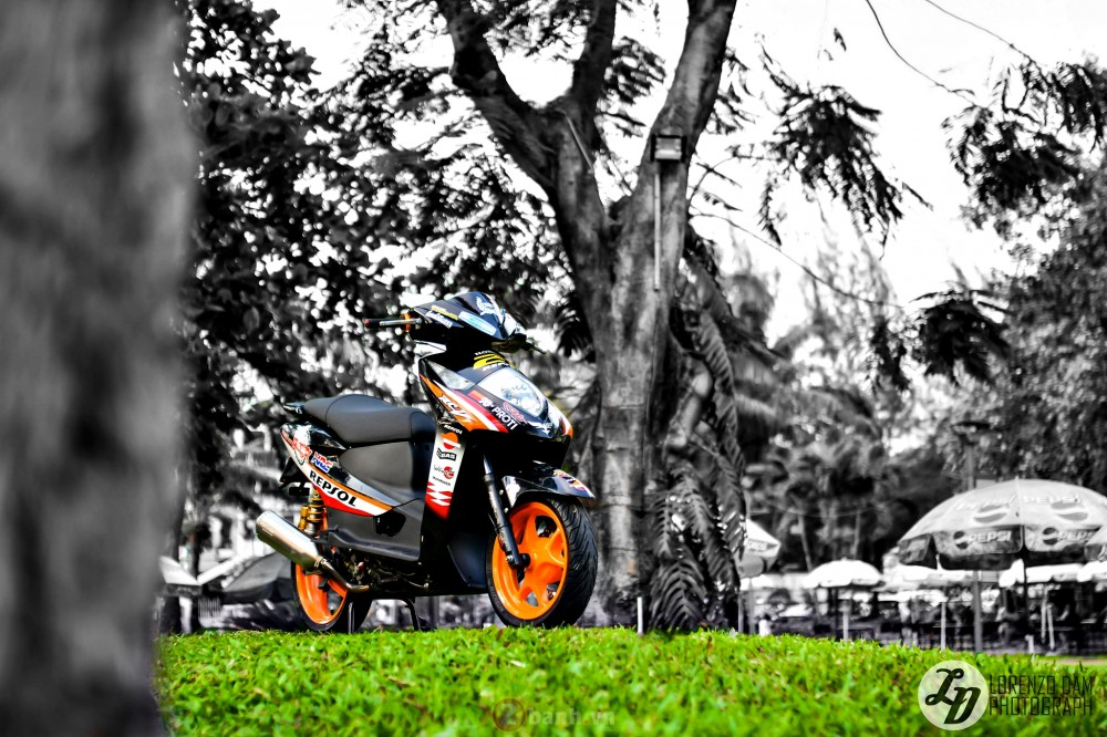 Dylan Repsol Racing do cuc chat cua Tam Dac Shop