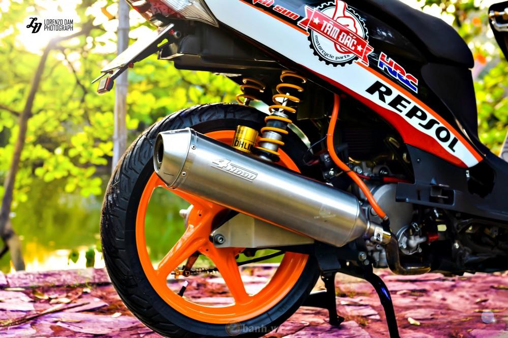 Dylan Repsol Racing do cuc chat cua Tam Dac Shop - 3