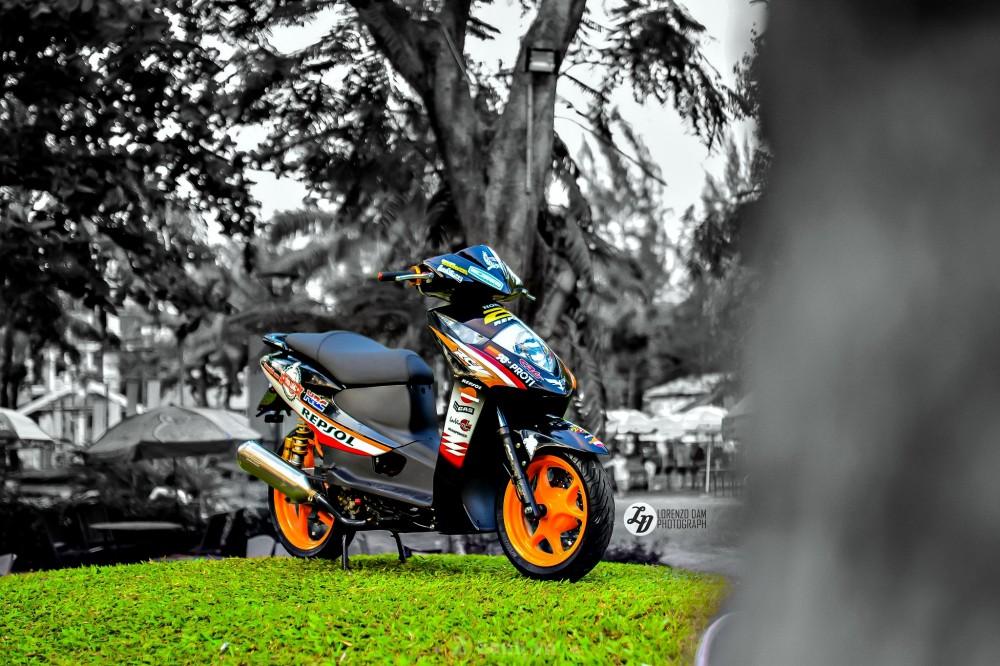 Dylan Repsol Racing do cuc chat cua Tam Dac Shop - 9