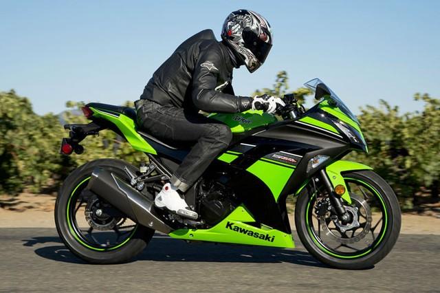 Kawasaki Ninja 300 ra mat tai Indonesia voi gia 137 trieu dong - 2