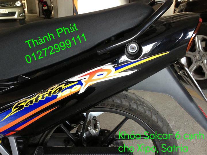 Chuyen phu tung zin Su Xipo Satria YA Z125 date 1997 2013 Gia tot update thang 1 2014 - 8
