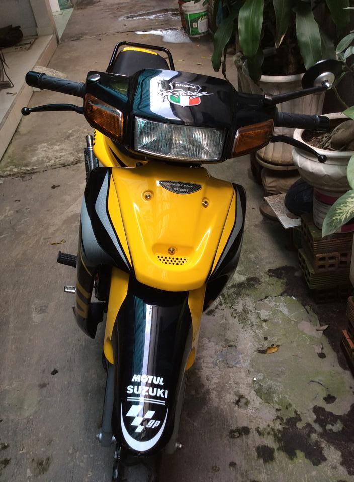 Satria 2000 do kieng cuc phong cach - 4