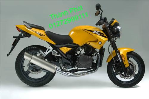Chuyen phu tung zin va Sen Nhong Dia Honda CB250 CB125 RebeL LA 250 CD125 Yamaha Virago - 2