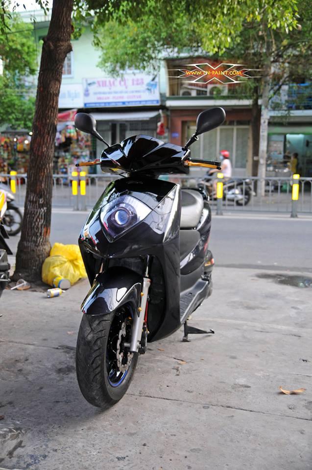 Honda Dylan do qua chuan cho dan chan