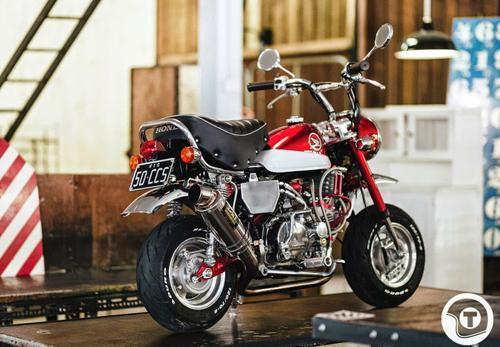 Honda Z50 Xe nho nhung chat - 3