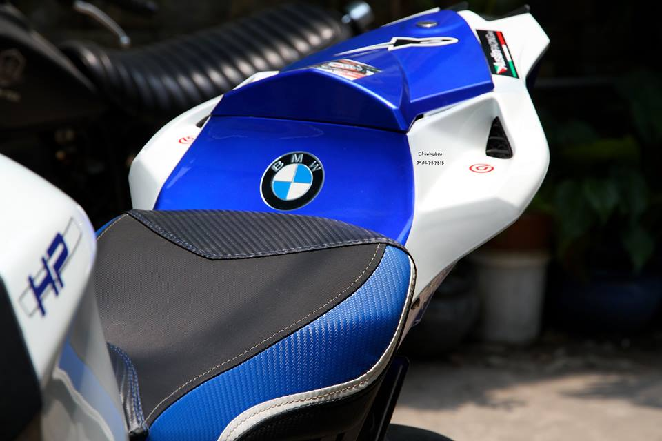 Ngam chiec BMW S1000RR HQCN day do choi hang hieu - 6
