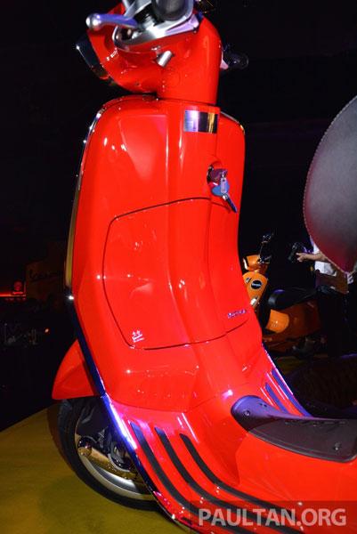 Vespa Sprint 150 vua ra mat tai Malaysia co gia cao hon tai VN - 17