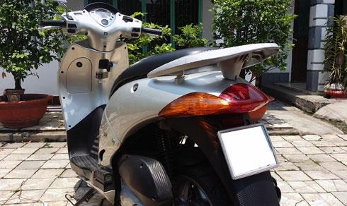 Honda Mot chiec xe vang bong 1 thoi tai Viet Nam - 4