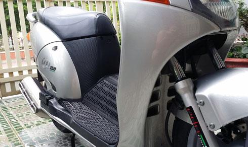 Honda Mot chiec xe vang bong 1 thoi tai Viet Nam - 11