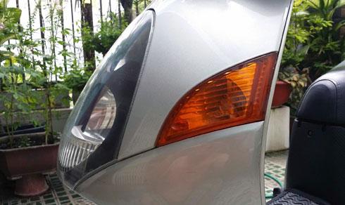 Honda Mot chiec xe vang bong 1 thoi tai Viet Nam - 12
