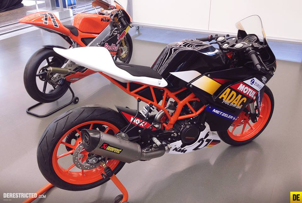 KTM RC390 phien ban Race day an tuong - 2
