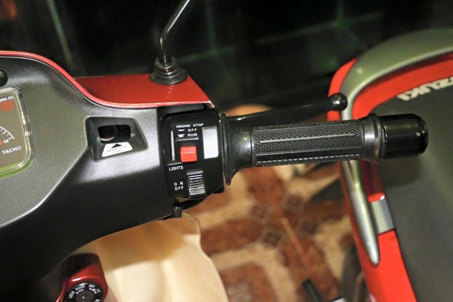 Suzuki RGV nguyen ban duoc tra gia ngang Kia Morning - 4