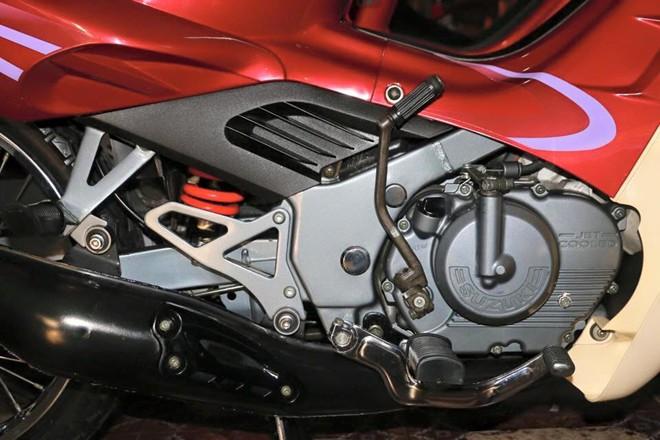Suzuki RGV nguyen ban duoc tra gia ngang Kia Morning - 9