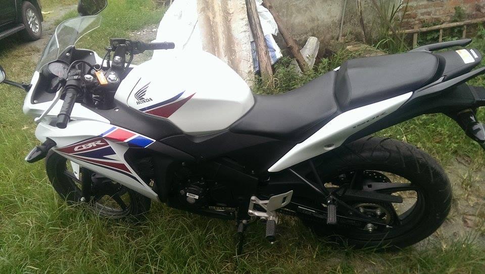 BAN XE CBR150R ODO 2000 - 2