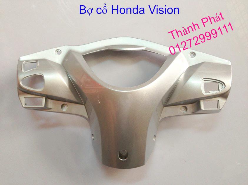 Chuyen Phu tung Honda Vision 2012 Vision Fi 2014 Gia tot Up 9 11 2014 - 11