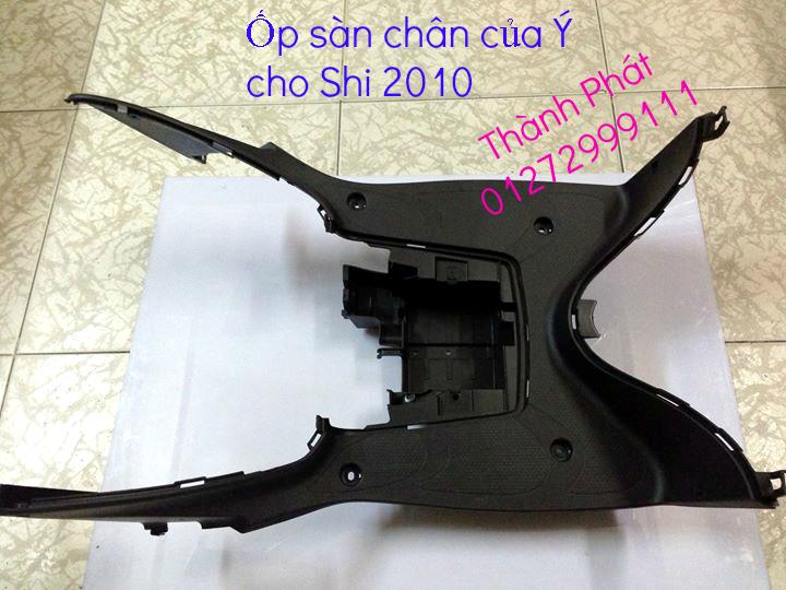 Chuyen Phu tung zin Do choi xe SHi150 2002 2013 Dylan PS