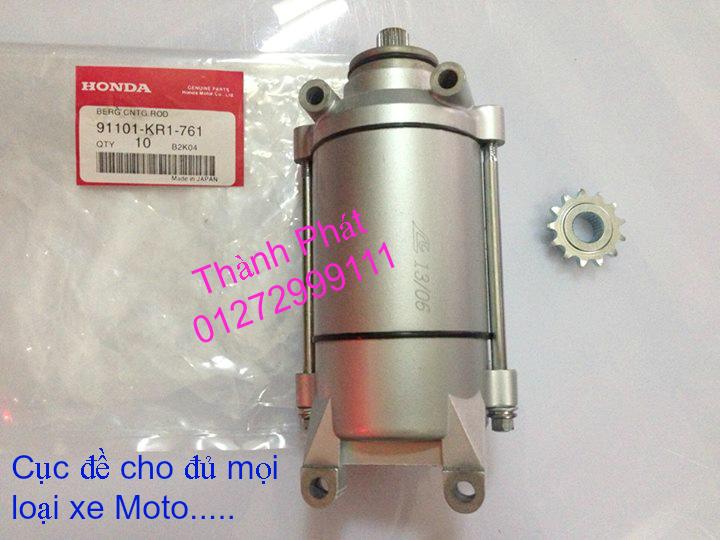 Chuyen phu tung zin va Sen Nhong Dia Honda CB250 CB125 RebeL LA 250 CD125 Yamaha Virago - 34