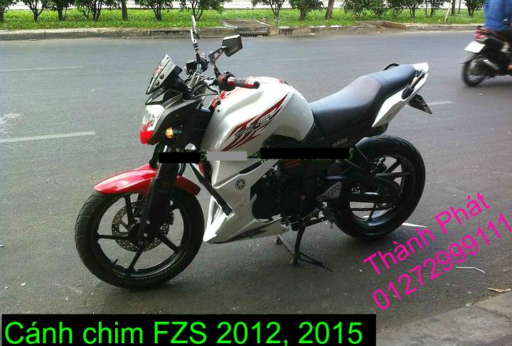 Do choi cho FZS 2014 FZS 2011 FZ16 tu A Z Gia tot Up 2282016 - 18